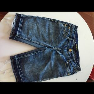 South Pole Pants - Light blue shorts