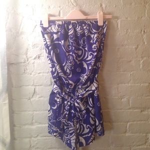 Nwot Lilly Pulitzer Romper