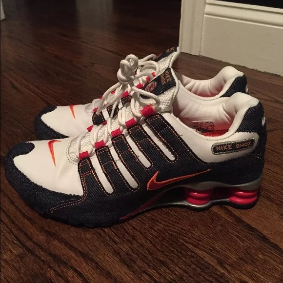 SELLING ON EBAY Nike Denim Shox  RARE . M 57215fed620ff7123d005572 f37ce1515