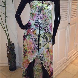 Beautiful floral tunic
