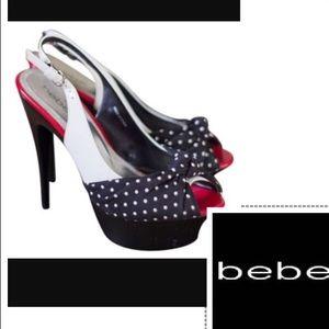 bebe Shoes - ❤️Bebe ❤️Pin Up Heels
