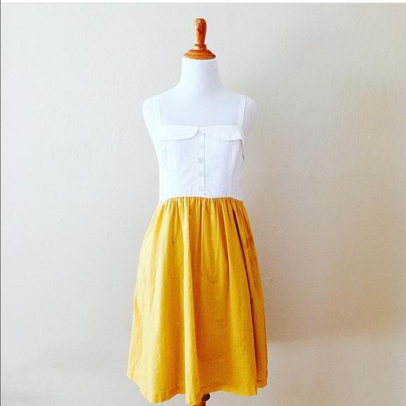 68 Off Anthropologie Dresses Skirts Maeve Sundress