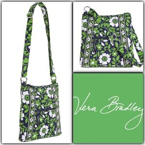 Vera Bradley Hipster Crossbody Bag Lucky You NWT