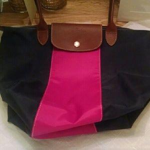 Longchamp's custom purse