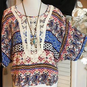 Eyeshadow Tops - Eyeshadow blouse