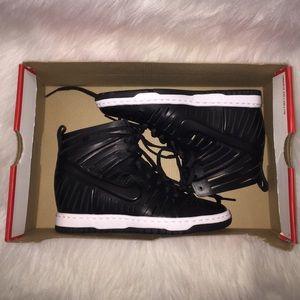 reputable site 7049b 3f144 Nike Shoes - Nike Wedge Dunk Sky Hi 2.0 Joli Shoes SZ 5, 5.5