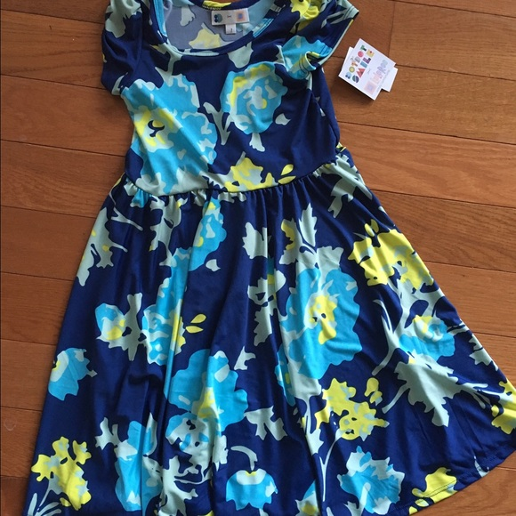 LuLaRoe size 7 DDS girls dress Girl's 7 from Cindy's closet on ...