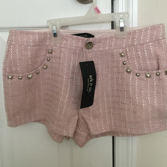 Ark & Co Pants - Ark & Co. Cute pink short