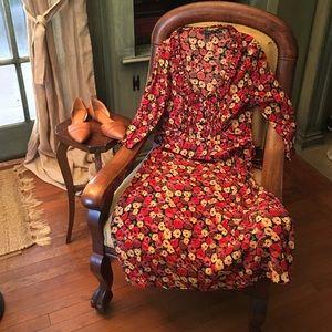 6 // Boden floral dress