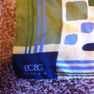 BCBG Max Azria scarf