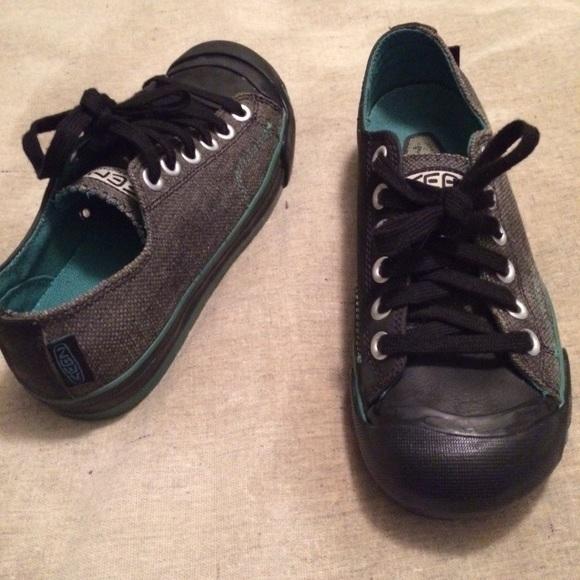 Keen Coronado Women S Lace Up Work Shoes Sz