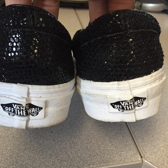 Vans Shoes - Pebble Snack Slip on Van Sneakers