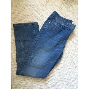 Delia's blue jeans
