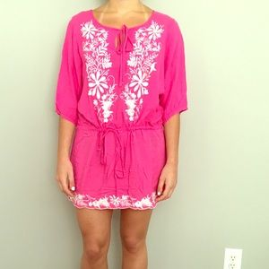 I and Only pink dress/tunic