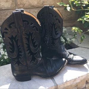 Justin Boots Shoes - 🌺HP🌺 Justin Cowgirl Boots