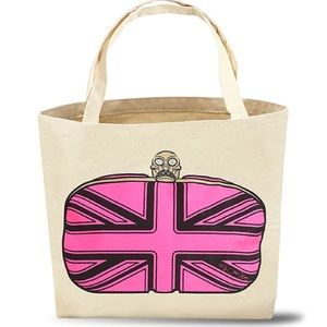 My Other Bag Elizabeth Classic Tote - Hot Pink