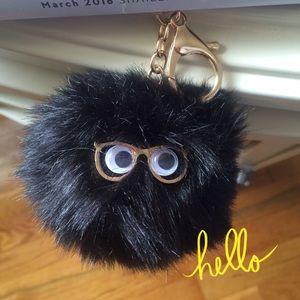 Fur Ball Key ChainHP