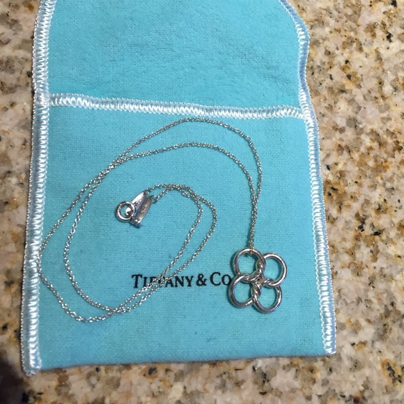 Tiffany co jewelry tiffanys quadrifoglio pendant poshmark tiffanys quadrifoglio pendant mozeypictures Gallery