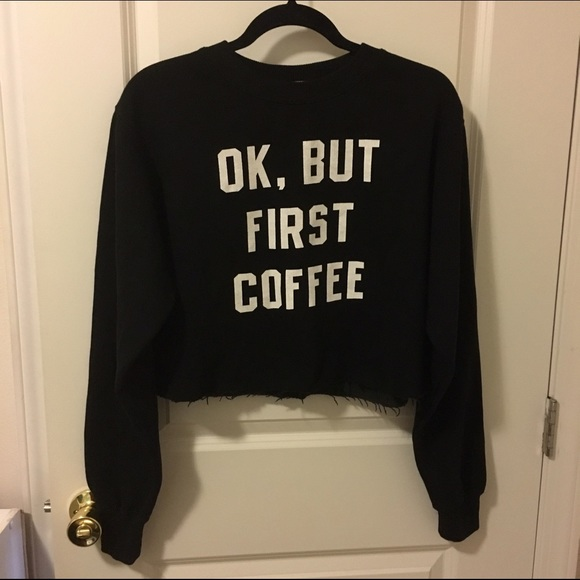 Coffee and Sweaters