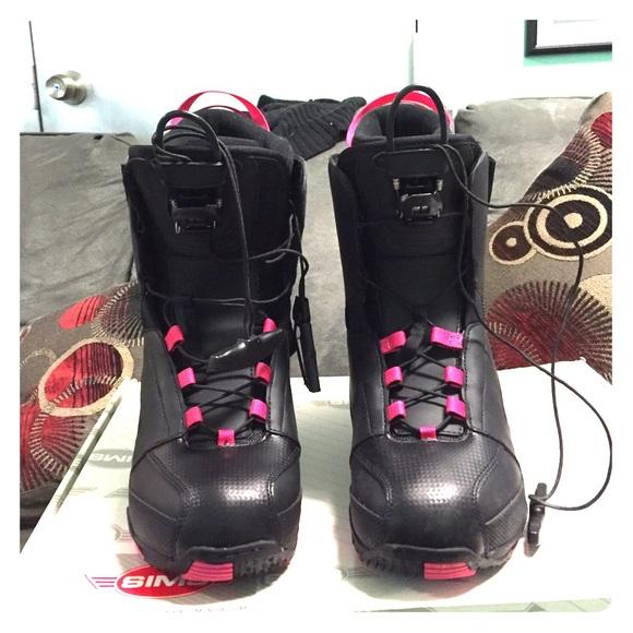 f6b9690fd60f SIMS Snowboarding boots (women s)