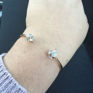 NWOT Kate spade lady marmalade bracelet