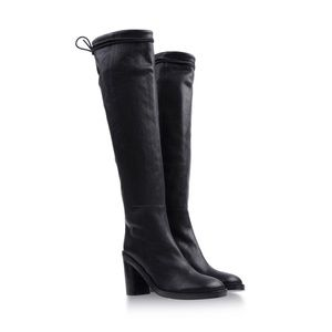 1e4af33c7d6 Ann Demeulemeester Shoes - Ann demeulemeester over the knee boots size eu 37