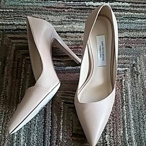 Bridal Shoes Saks: 52% Off Saks Fifth Avenue Shoes
