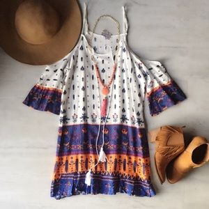Wandering Spirit Tunic Dress