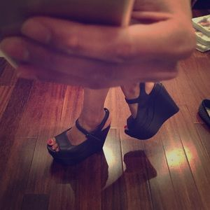Marni platform heels