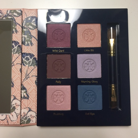 Makeup - Tory Burch 'CATCH' Eye Shadow Palette