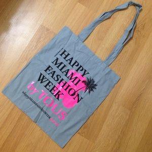 "Tous Handbags - Special Edition ""Miami Fashion Week"" Tote by Tous"