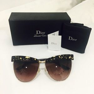 DIOR Limited Edition Meteore Sunglasses
