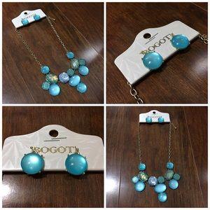 Jewelry - necklace/earrings set