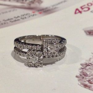 Wg Os Solitaire Ring