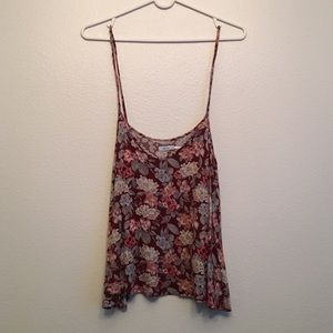 SALE❤️ Urban Outfitters Kimchi Blue Floral Tank