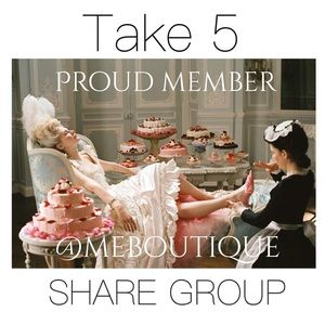 TAKE 5 SHARE GROUP PROUD MEMBER POSTING