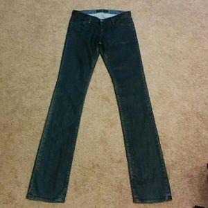 Goldsign Denim - Goldsign Wax jeans