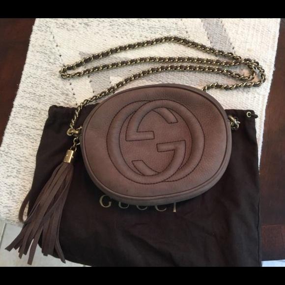 3c64fb371 Gucci Bags | Soho Chain Mini | Poshmark