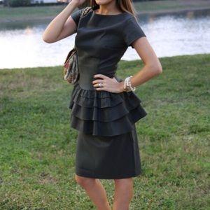 Shabby Apple Dresses - Moon River peplum dress