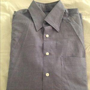 Scott Barber Men's button down dress shirt - M