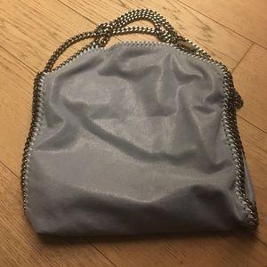 Baby blue Stella McCartney bag