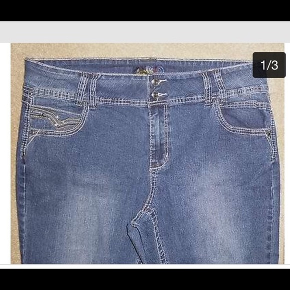 81% off Angels Denim - 🎉FINAL SALE🎉 Angels jeans. Plus size 18w ...
