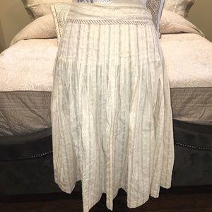 Theory Dresses & Skirts - 🎉SALE🎉 NWOT Theory Eyelet Summer Skirt