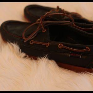 Women's Sebago Boat Shoes (size 10)