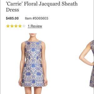 Alice & Olivia In-Season 'Carrie' Dress - Size 0