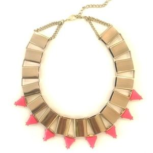 Pink Triad Necklace Boutique