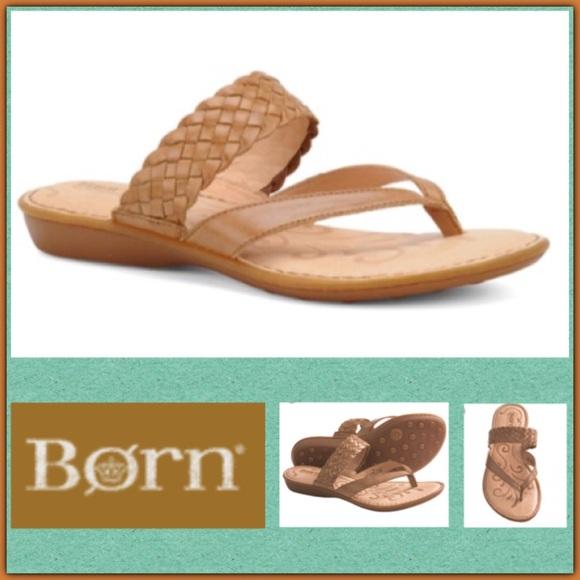 756f7f5a3e3fe6 Born Shoes - BORN Joya slip-on sandal