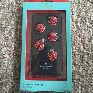 Kate Spade Ladybug Iphone Case