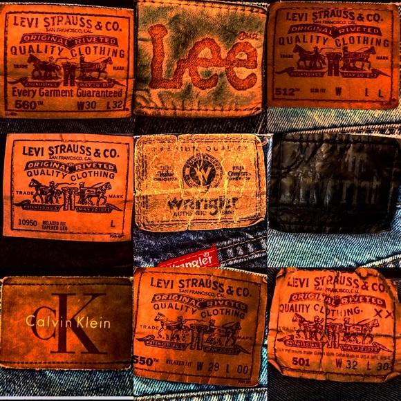 Vintage Jeans Denim - ❤️ TAKING REQUESTS ❤️