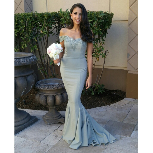 Portia & Scarlett Dresses | Portia Scarlett Custom Evening Gown ...